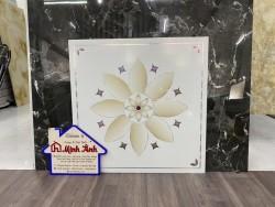 La phông trần thả nhựa vuông LP - 40